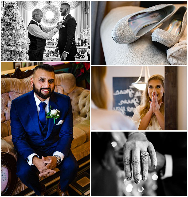 Winnipeg Winter Wedding - Stardust Photography